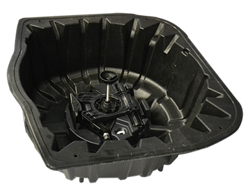 Composite Materials Engineering (CME) Composite Wheel Tub