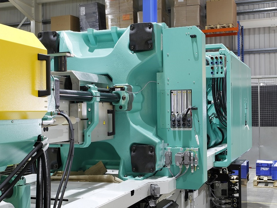Injection moulding machine1