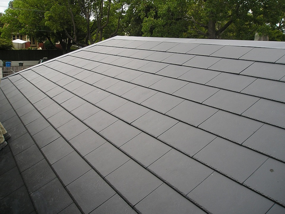 Sheet Moulding Compound Roof Tiles
