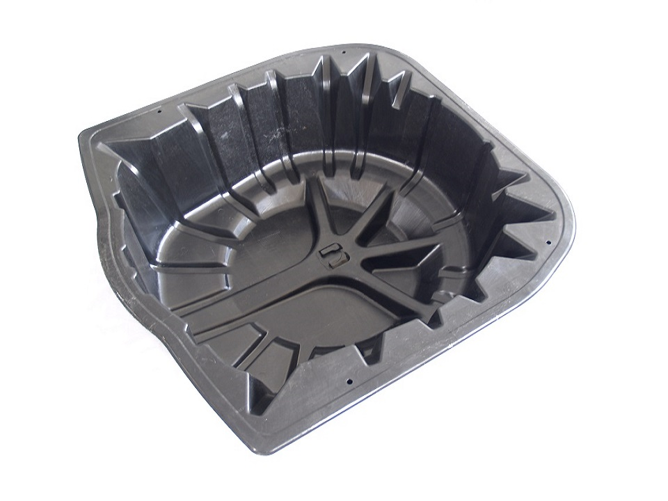 CME Long Glass Fibre Thermoplastic Wheel Tub